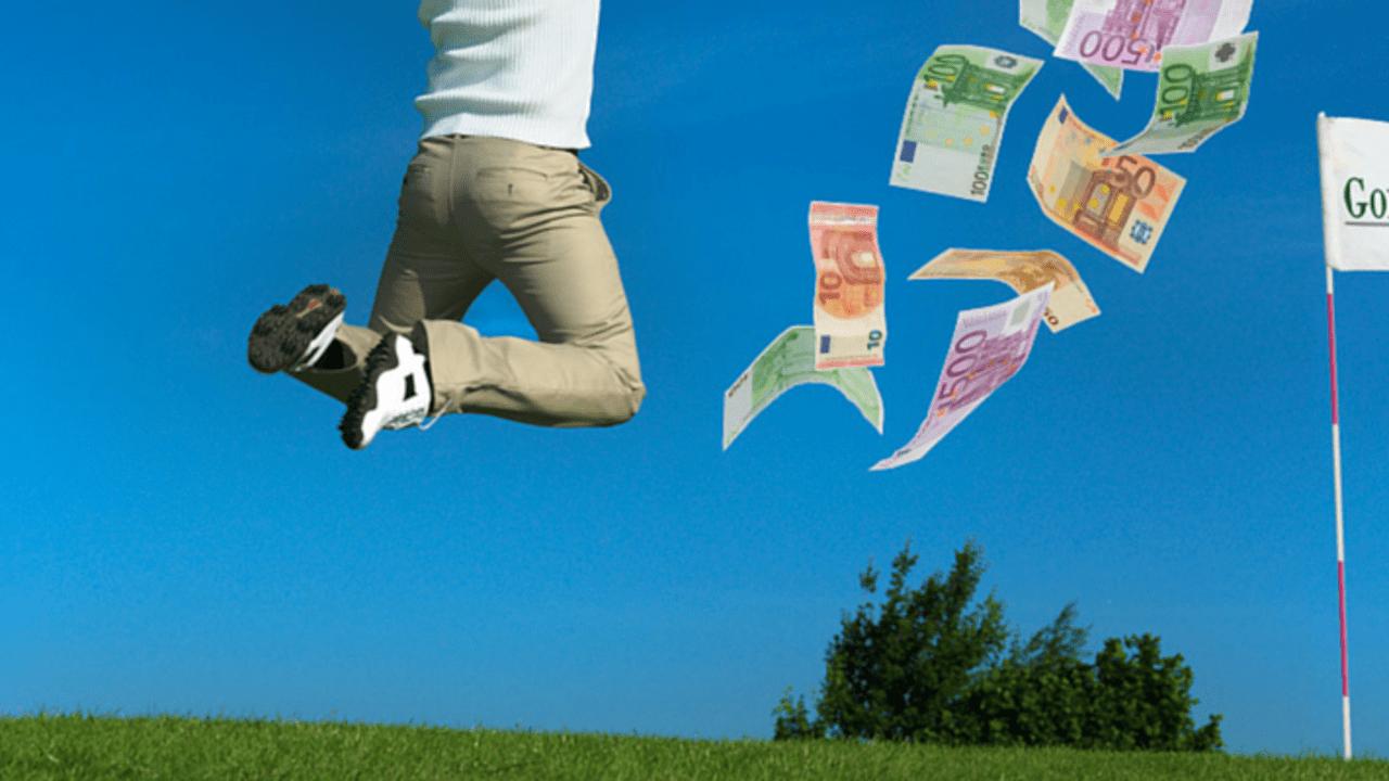 100.000€ mit einem Schlag gewinnen? Die GolfRange macht's möglich! (Foto: GolfRange)