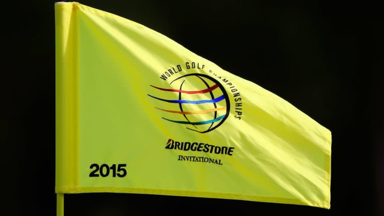 Bye Bye Bridgestone Invitational sagt die European Tour, zumindest für 2016. (Foto: Getty)