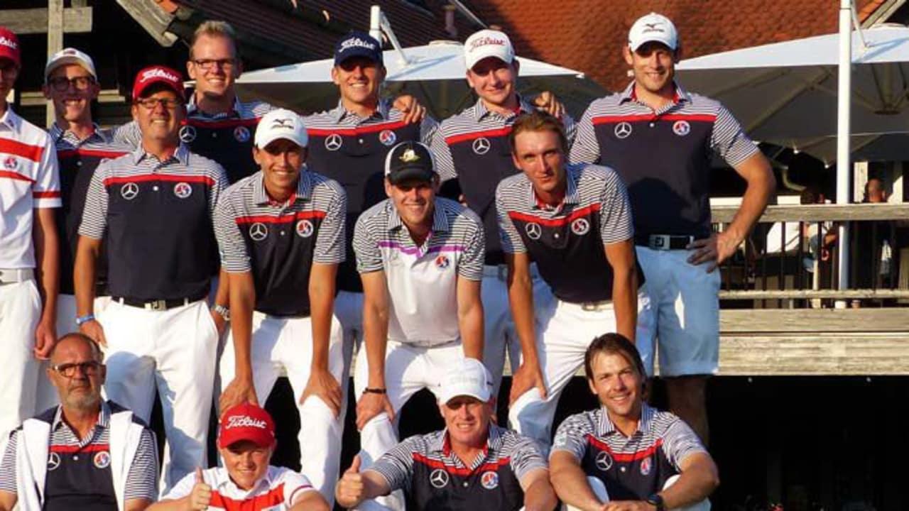 Die Herren aus Mannheim holten am letzten Spieltag den Tagessieg und qualifizierten sich für das Final Four.