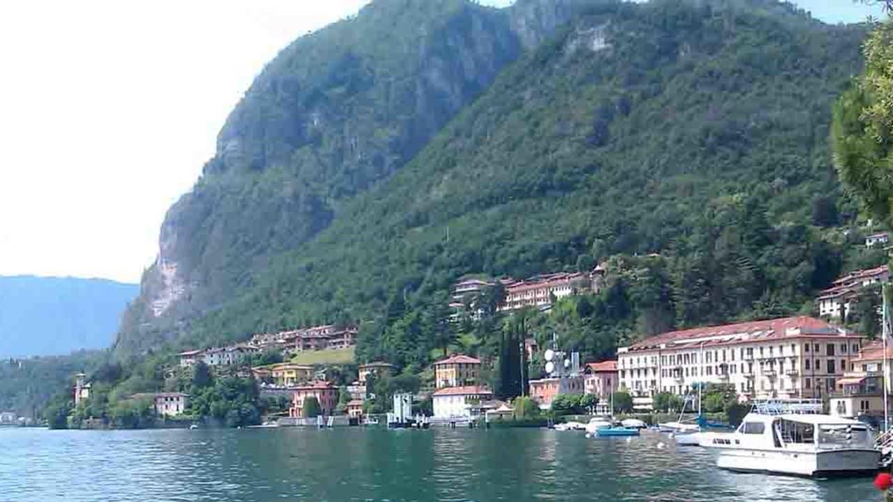 Der Golf Club Menaggio am Lago di Como in Oberitalien bietet einen historischen Ort zum Golfen. (Foto: Michael F. Basche)