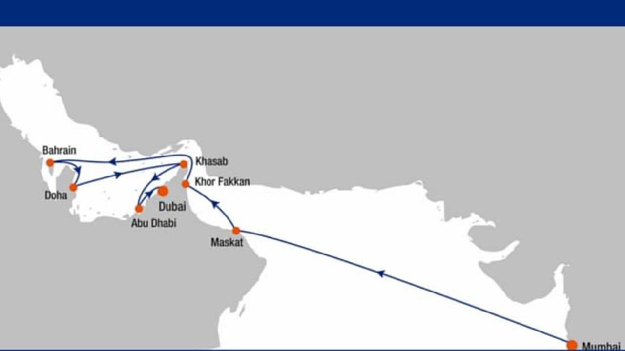 Die EUROPA 2 macht sich auch 2016 wieder auf den Weg und zeigt Reisenden die Welt vom Meer aus. Für Golfer eine tolle Möglichkeit die Golfplätze der Welt kennenzulernen. (Foto: Golf Post)