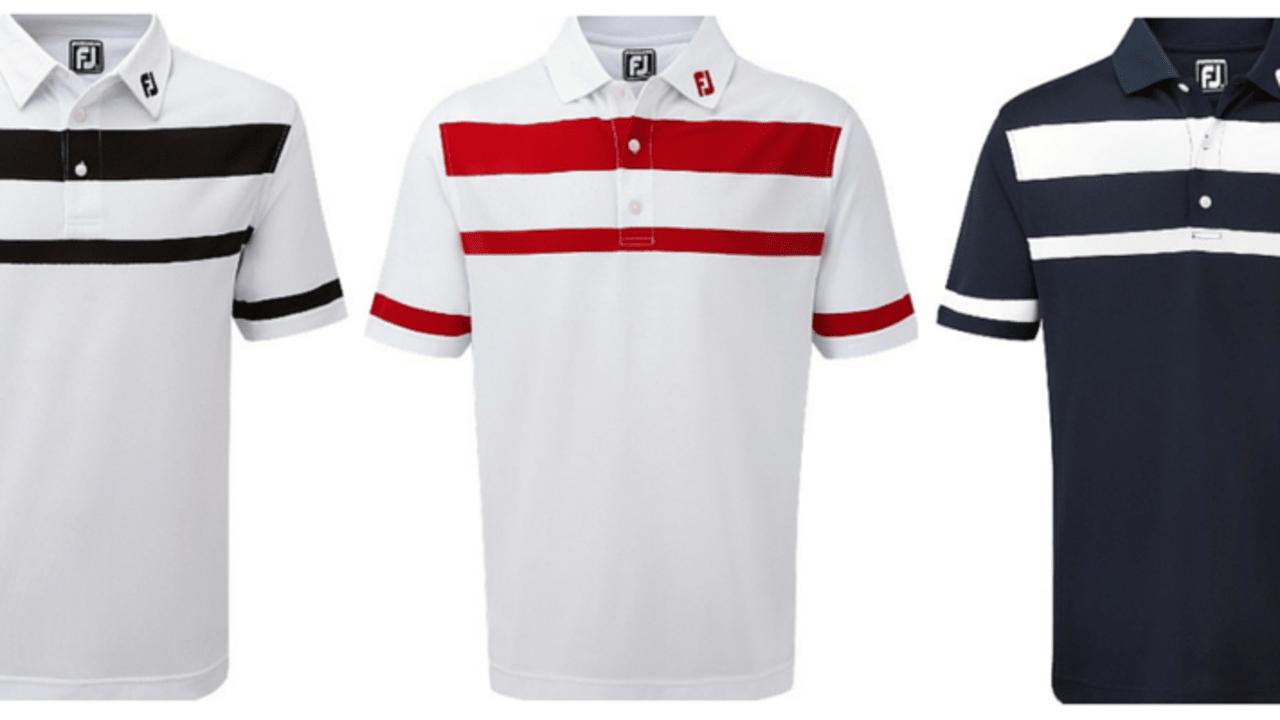 Produktdeal: Über 50% Rabatt auf FootJoy Polos - nur bei Hohmann Golf! (Foto: Golf Post)