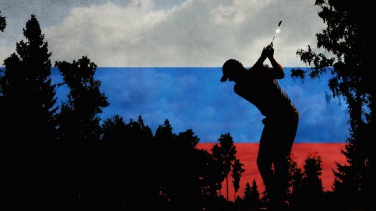 Golf in Russland ist den Superreichen vorbehalten. Die Golfplätze sind bislang Spielplatz der Oligarchen.
