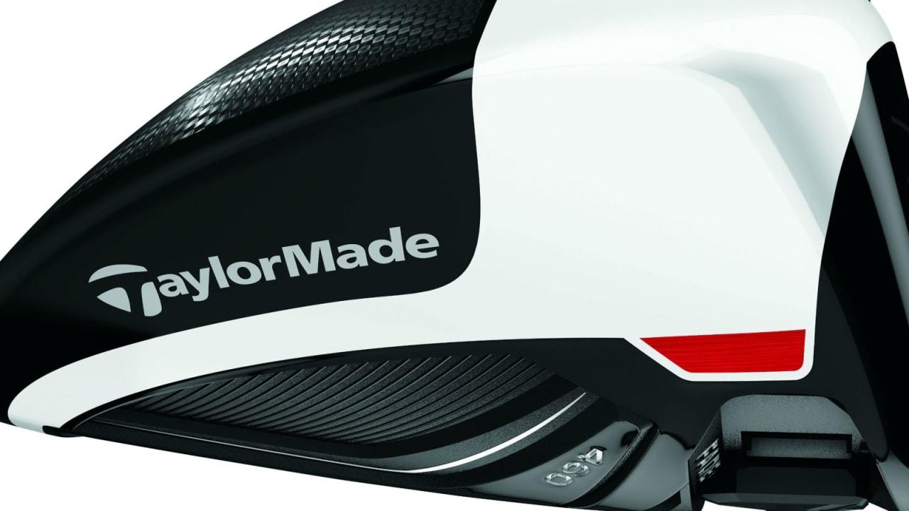 Die neue Produktreihe von TaylorMade kommt im Oktober auf den Markt. Foto: Taylormade)