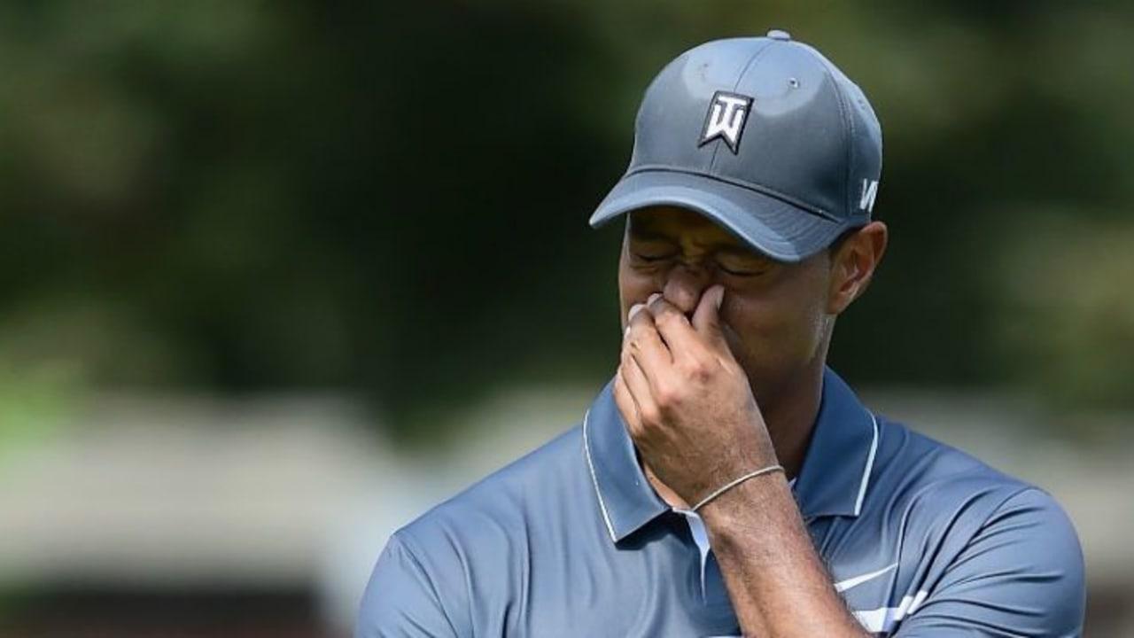 Tiger Woods Rücken-OP Rückkehr 2016
