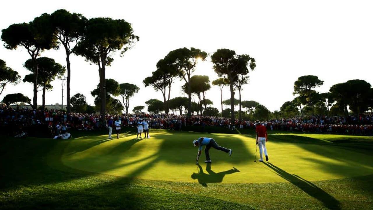 Die Turkish Airlines Open ist das erste von vier Turnieren der Final Series auf der European Tour. (Foto: Getty)