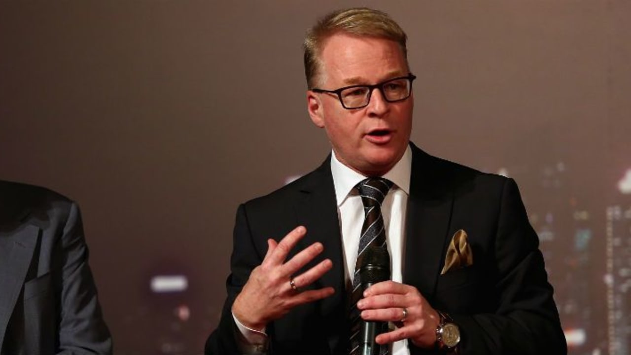 Keith Pelley European Tour