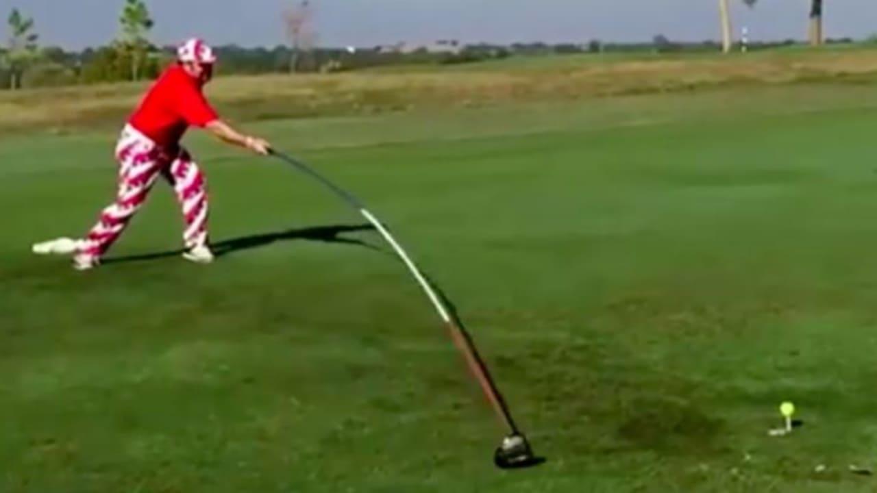 Längster Driver Golf Weltrekord