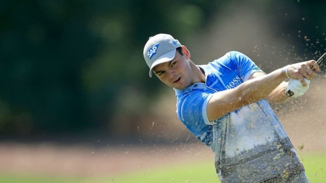 Martin Kaymer DP World Tour Championship