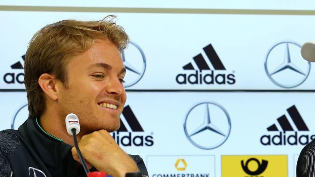 Martin Kaymer Nico Rosberg Golf Challenge
