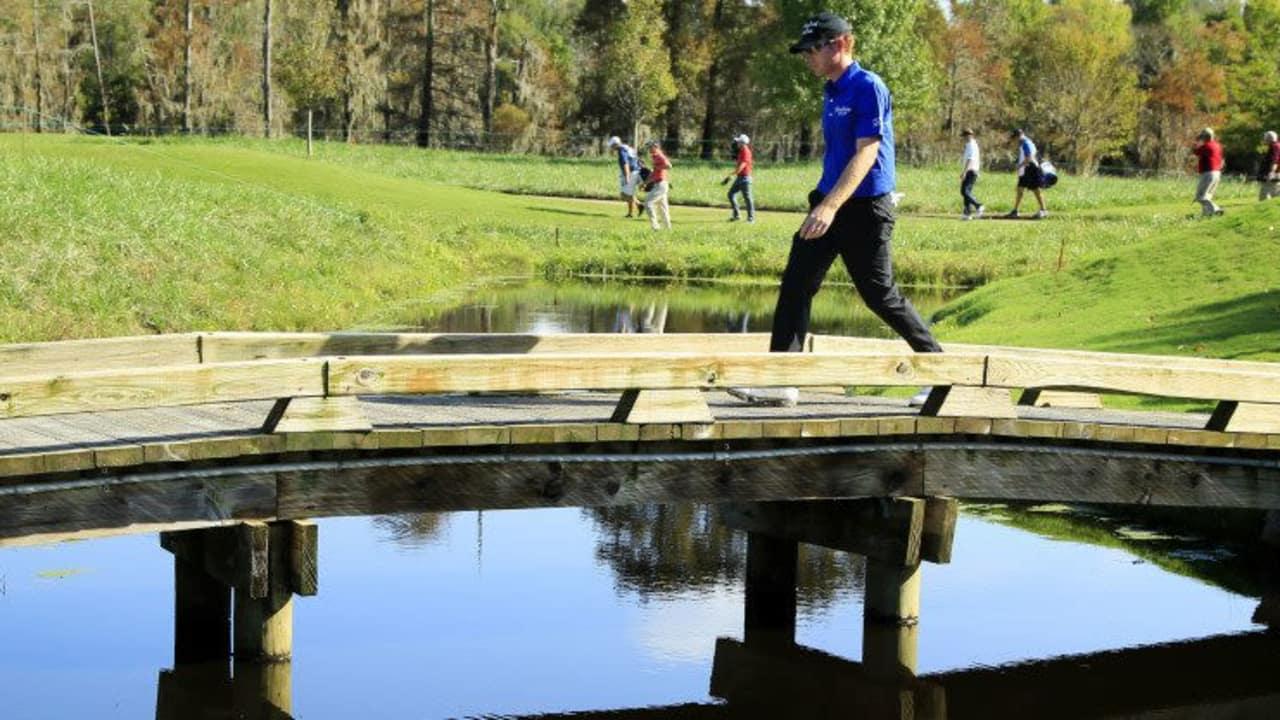 Auf geht es in die dritte Runde der Sanderson Farms Championship. (Foto: Getty)