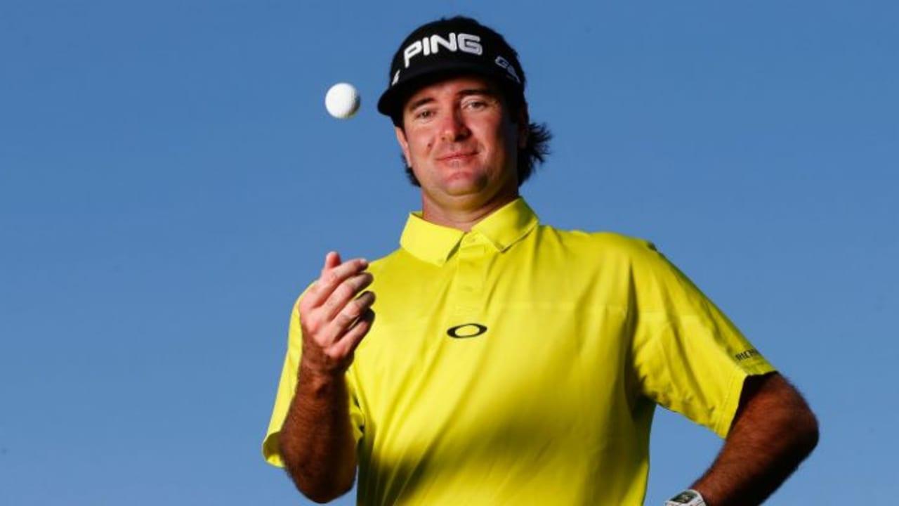 Bubba Watson ist mit einigem Abstand Vierter der Golf-Weltrangliste. (Foto: Getty)