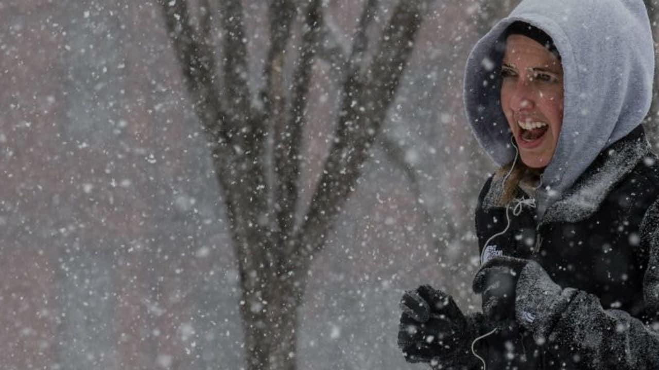 Es bedarf einiges an Überwindung, um sich auch im Winter fit zu halten.