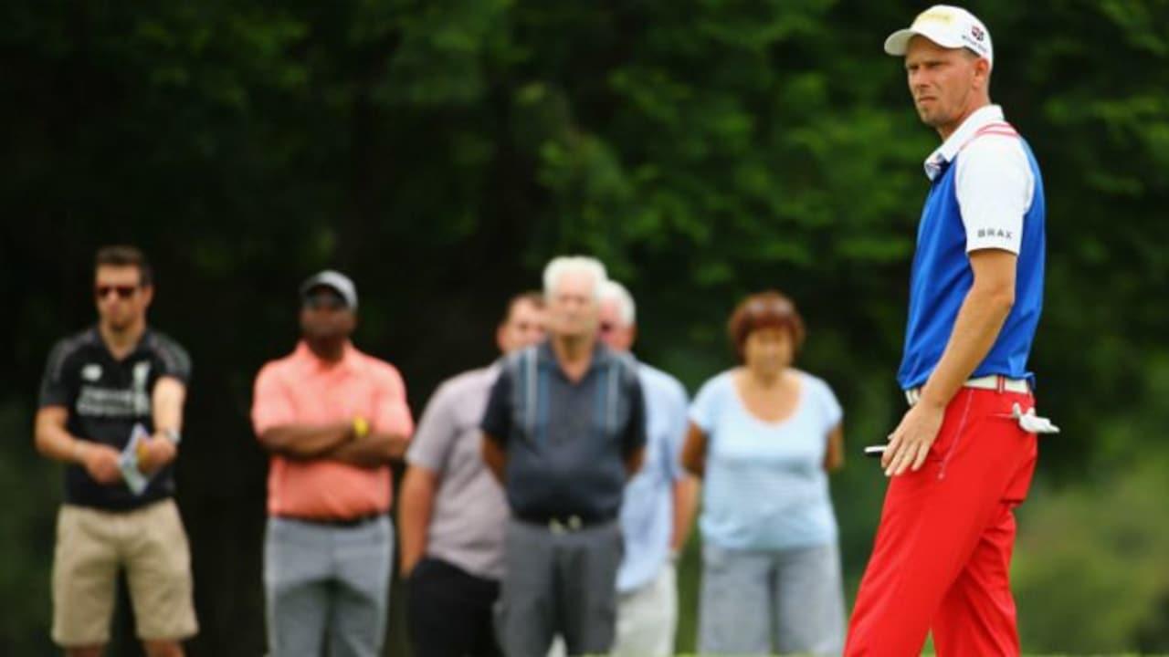 Marcel Siem spielte sich zwischenzeitlich auf den geteilten ersten Platz bei der Joburg Open. (Foto: Getty)