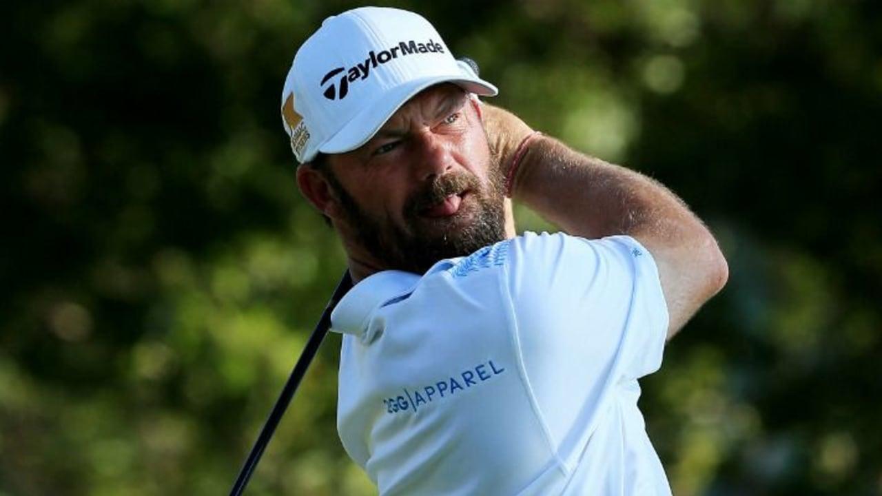Alex Cejka hat bei der Farmers Insurance Open - wie fast die gesamte, vertretene Golfelite - das Nachsehen. (Foto: Getty)