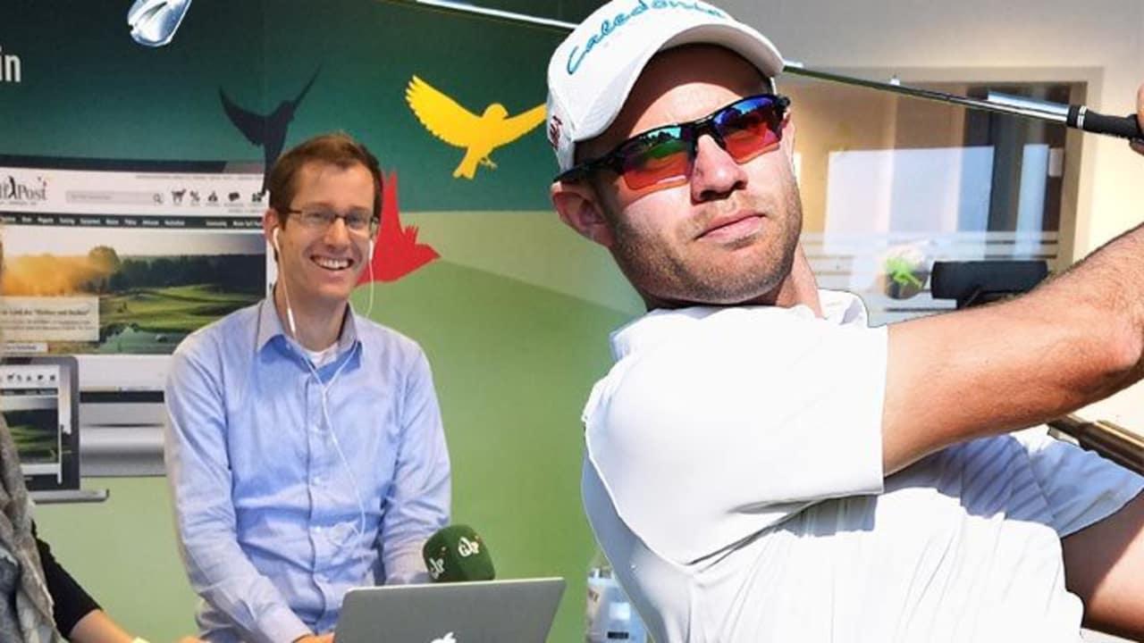 Bernd Ritthammer zu Gast im Golf Post Talk.