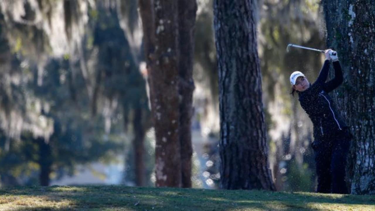 Auch Caroline Masson muss bei der Coates Golf Championship zwei Runden an einem Tag bestreiten. (Foto: Getty)
