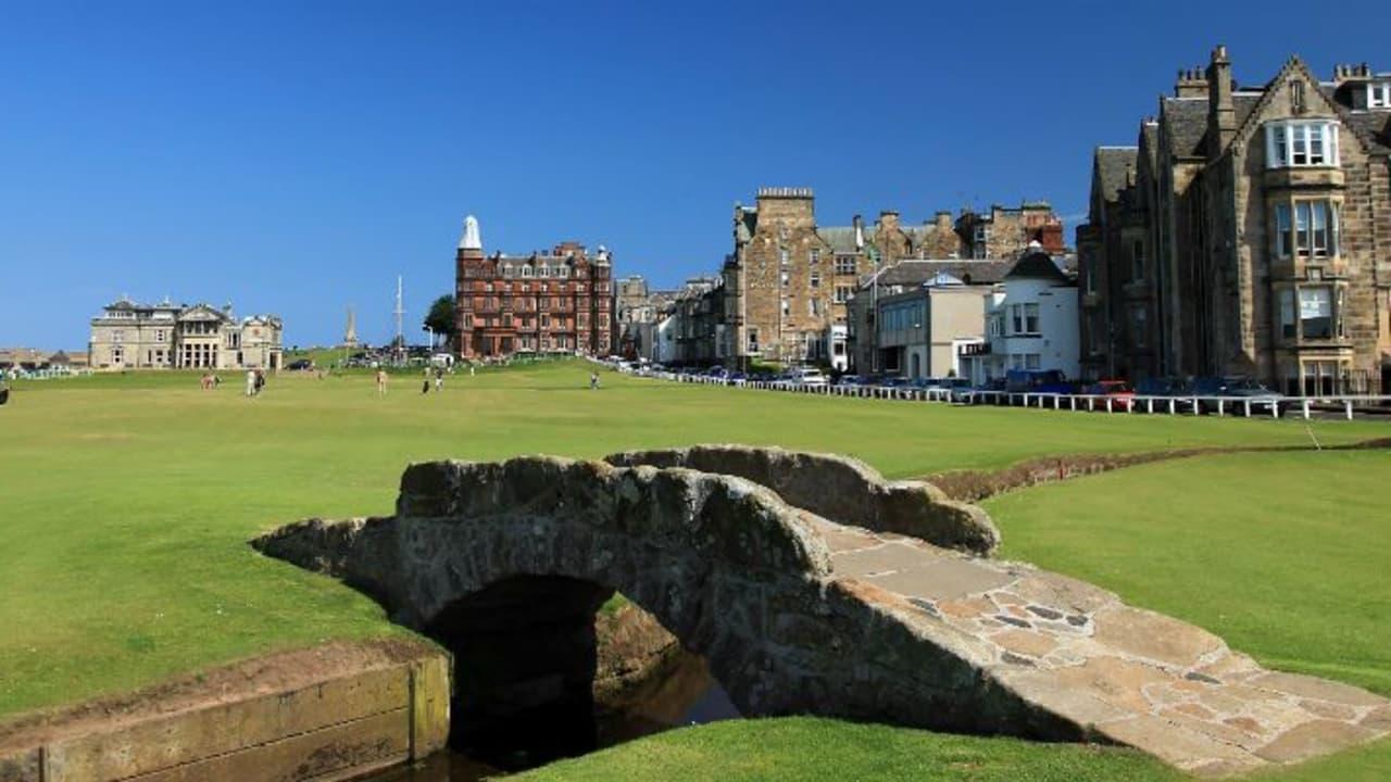 Der Old Course in St. Andrews wird 2018 zum ersten Mal Austragungsort der Senior Open Championship. (Foto: Getty)