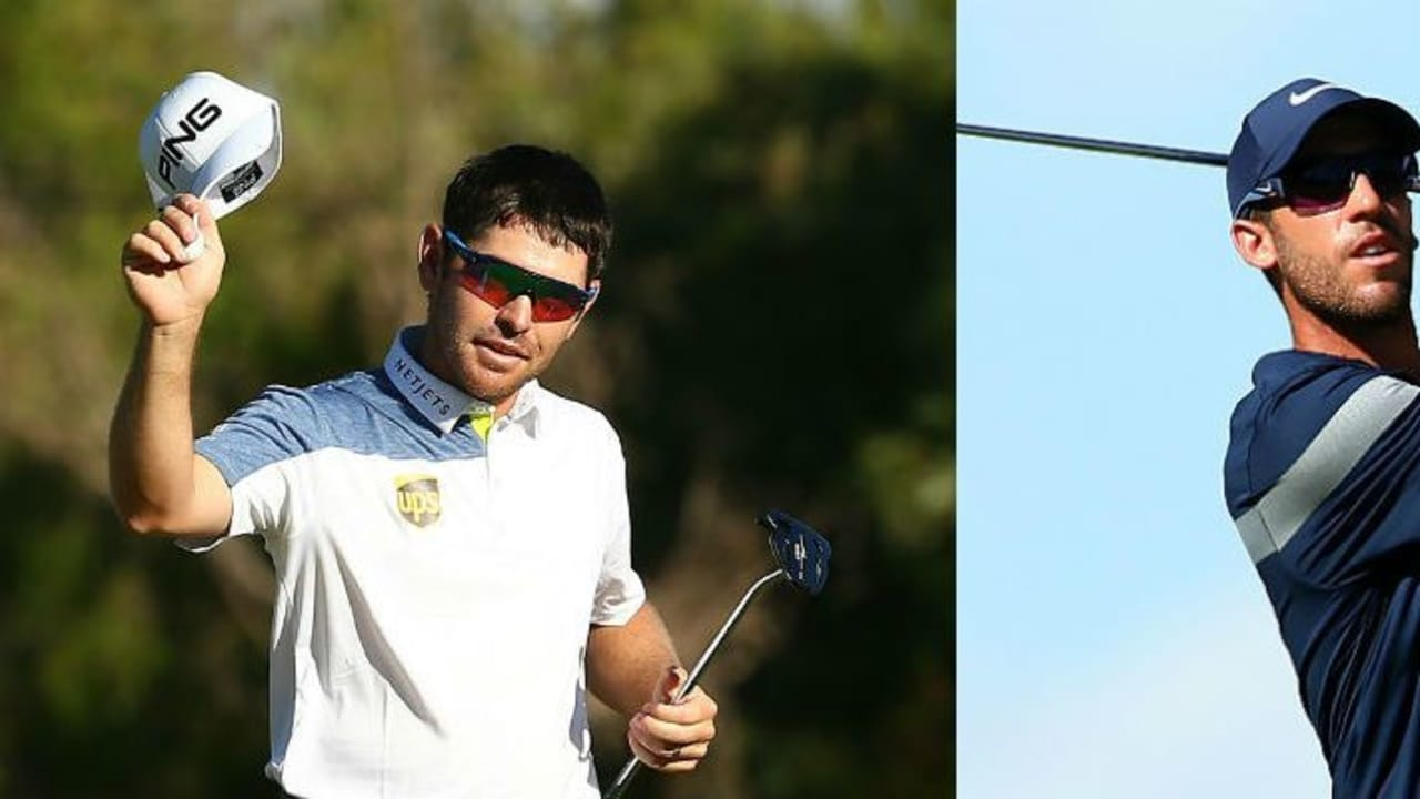 Tee Times Perth International Finale Louis Oosthuizen Romain Wattel