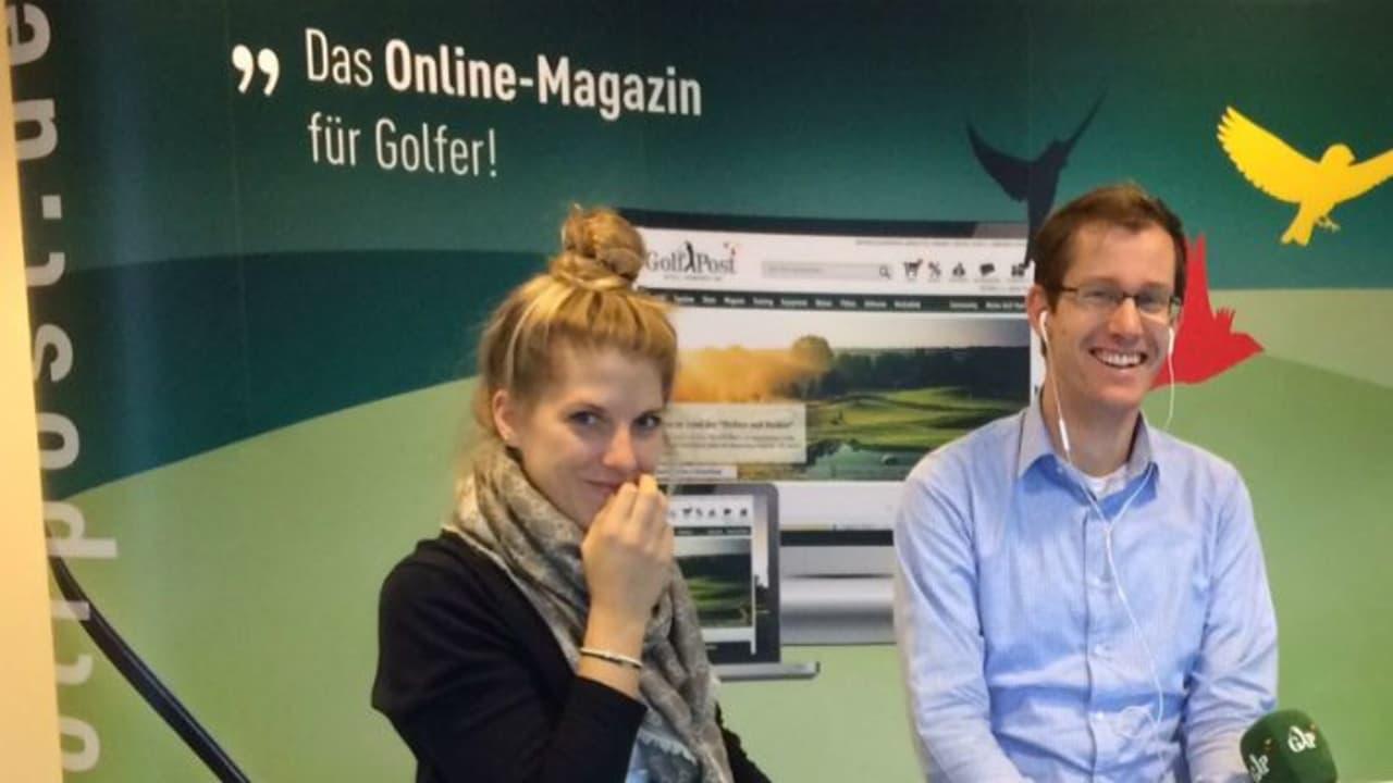Mit neuem Look, aber der gewohnten golferischen Kompetenz kommt der neue Golf Post Talk daher. (Foto: Golf Post)