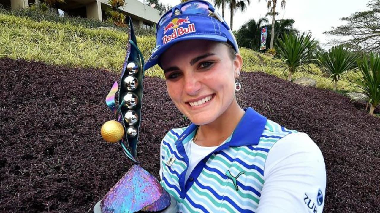 Lexi Thompson sichert sich souverän den Titel bei der Honda LPGA Thailand. (Foto: Getty)