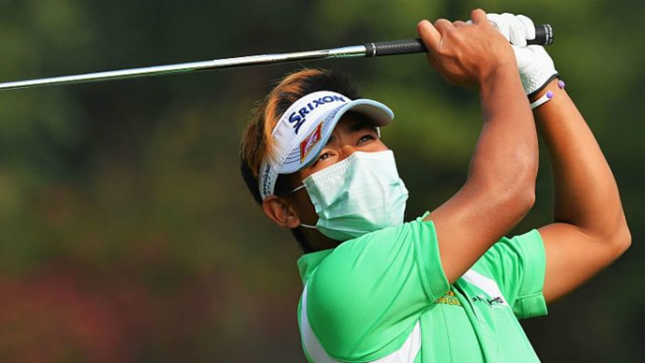 Hier bei der Hero India Open ging es um Smog, in Südamerika muss auf eine gefährlichere Drohung reagiert werden. (Foto: Getty)