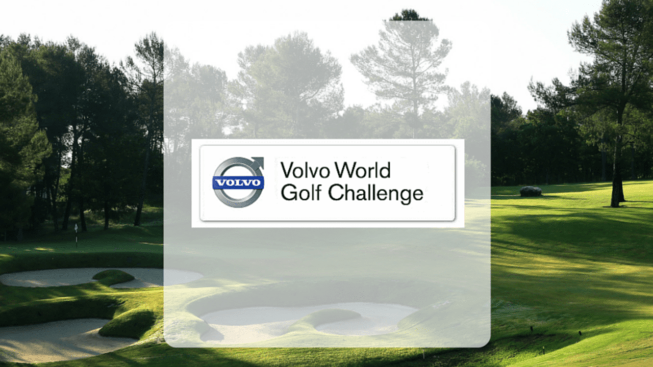 Volvo World Golf Challenge (Foto: Golf Post)