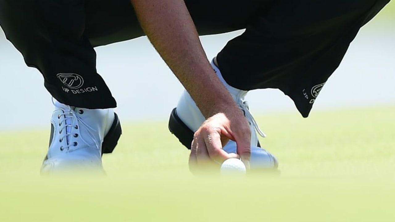 Der Putt ist der häufigste und damit wichtigste Schlag auf einer Golfrunde.