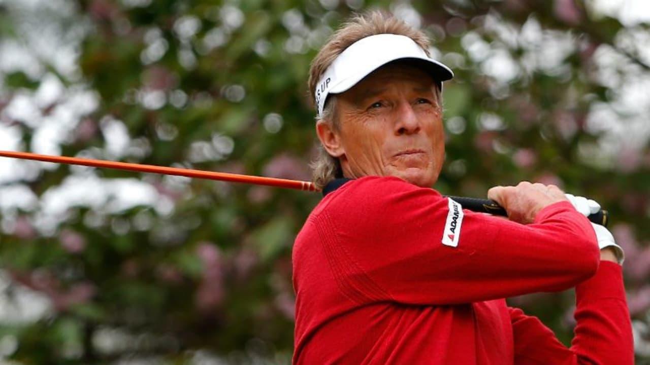 Bernhard Langer wird bei der Bass Pro Shops Legends of Golf mit seinem Partner Tom Lehman geteilter Achter. (Foto: Getty)