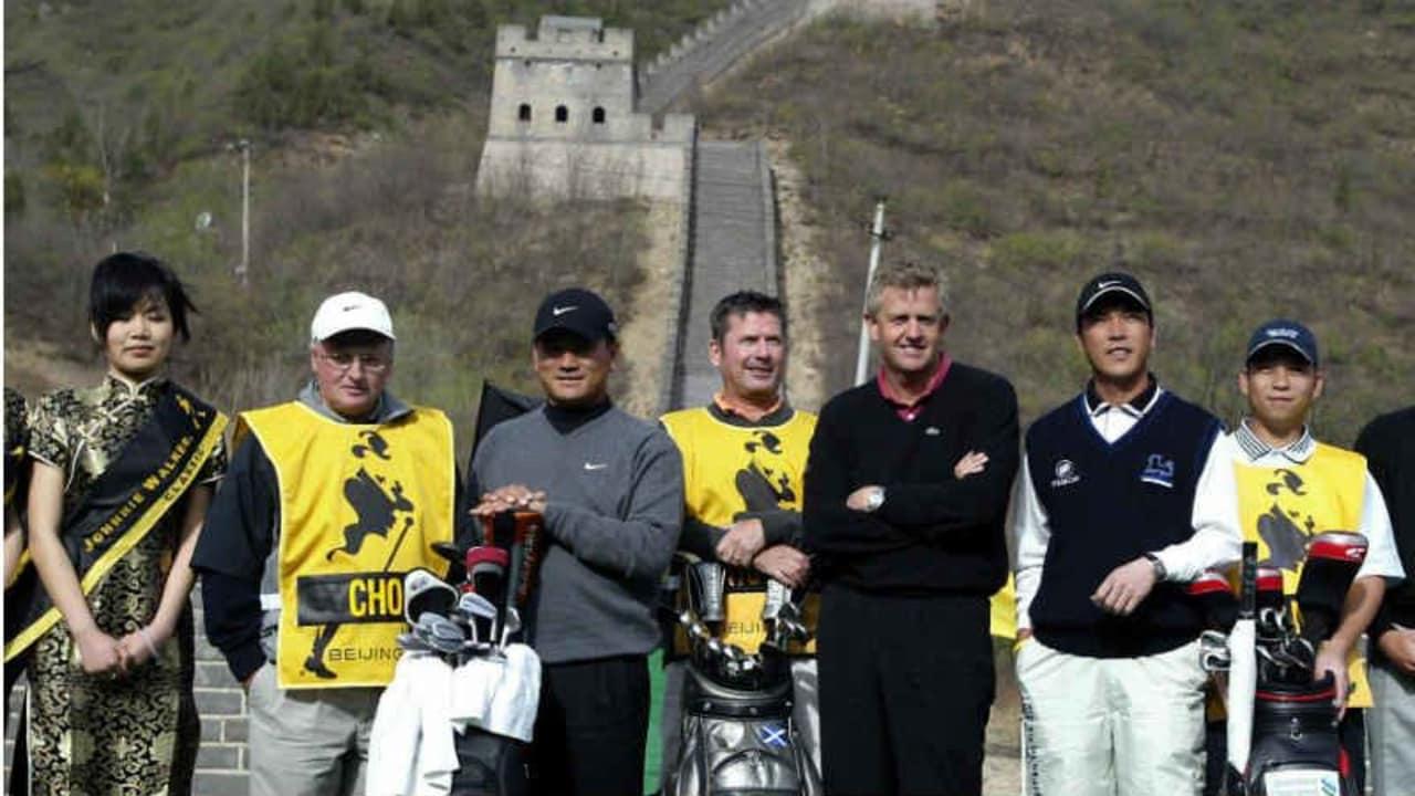 Auch wenn die Profis schon seit vielen Jahren regelmäßig in China Station machen, auch politisch bedingt erlebt das Reich der Mitte erst jetzt einen spürbaren Golf-Boom.