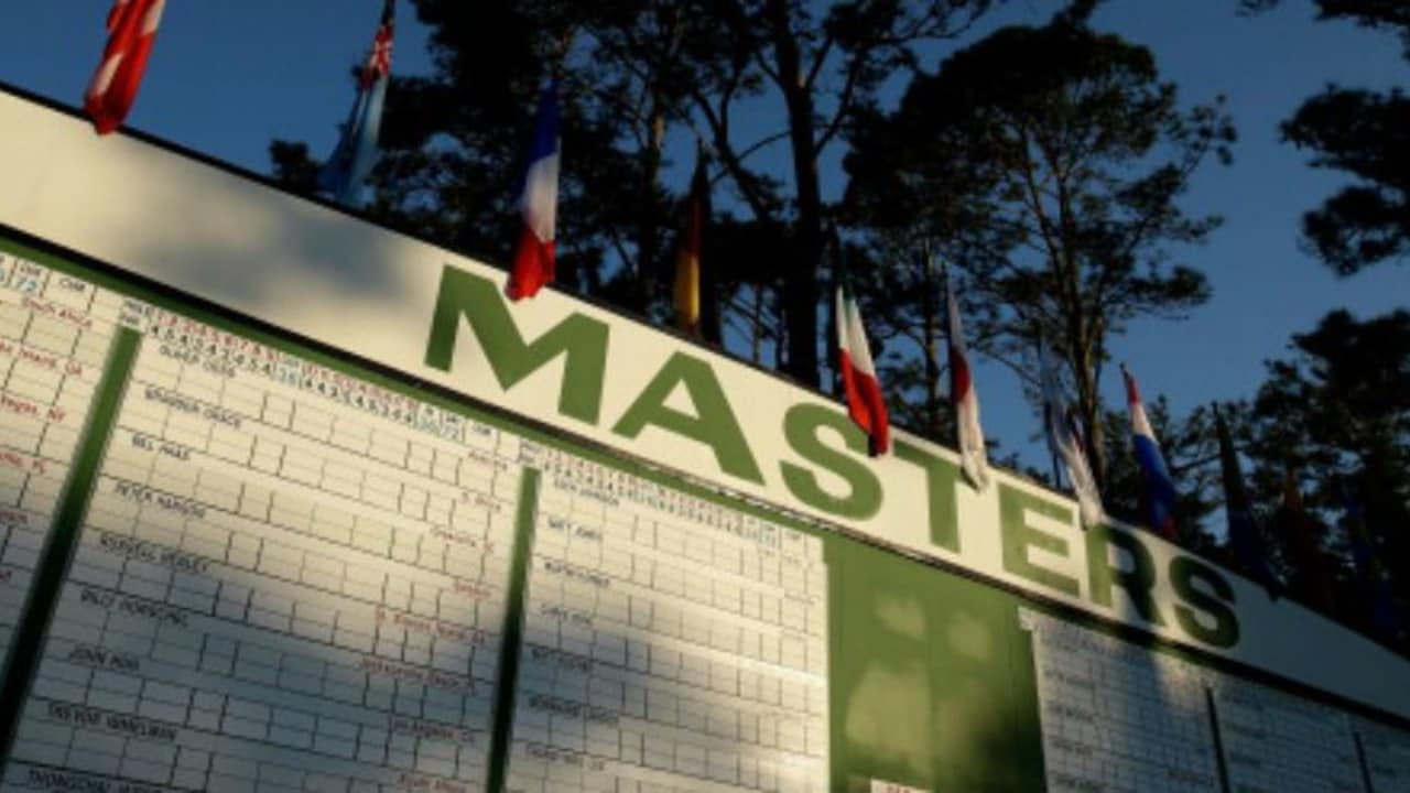 Die Masters-Woche bricht an und alles steht unter dem Zeichen des ersten Majors des Jahres. (Foto: Getty)