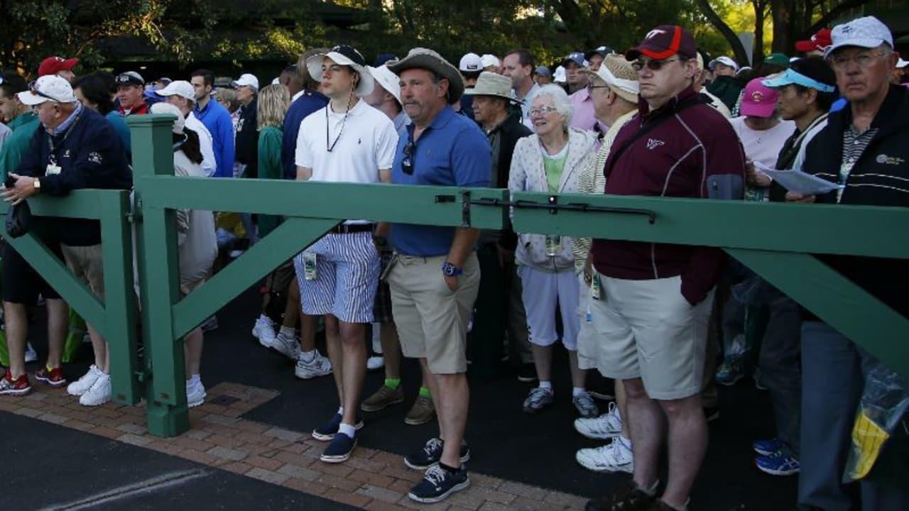 Wenn die Patrons zum Augusta National strömen, um beim Masters Tournament die besten Golfer der Welt zu sehen, verändert sich auch das Bild der Stadt. (Foto: Getty)
