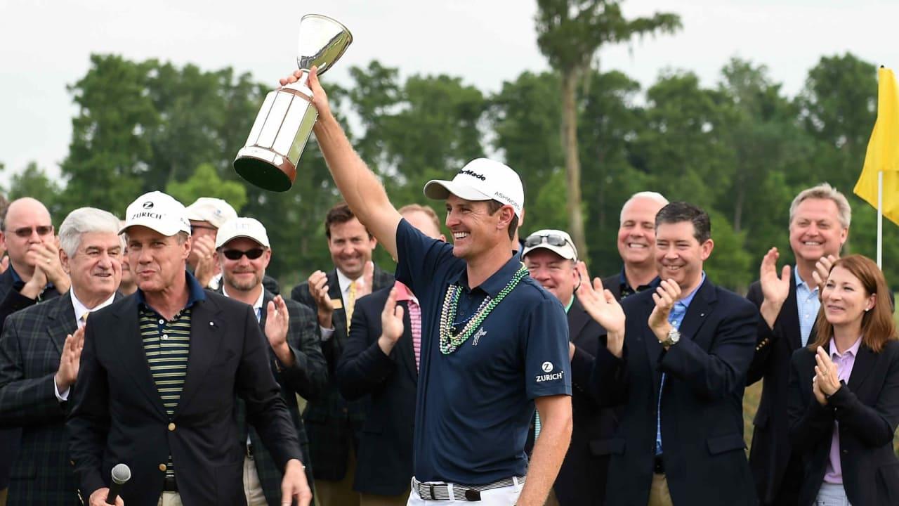 Justin Rose konnte das Turnier im letzten Jahr für sich entscheiden. (Foto: Getty)