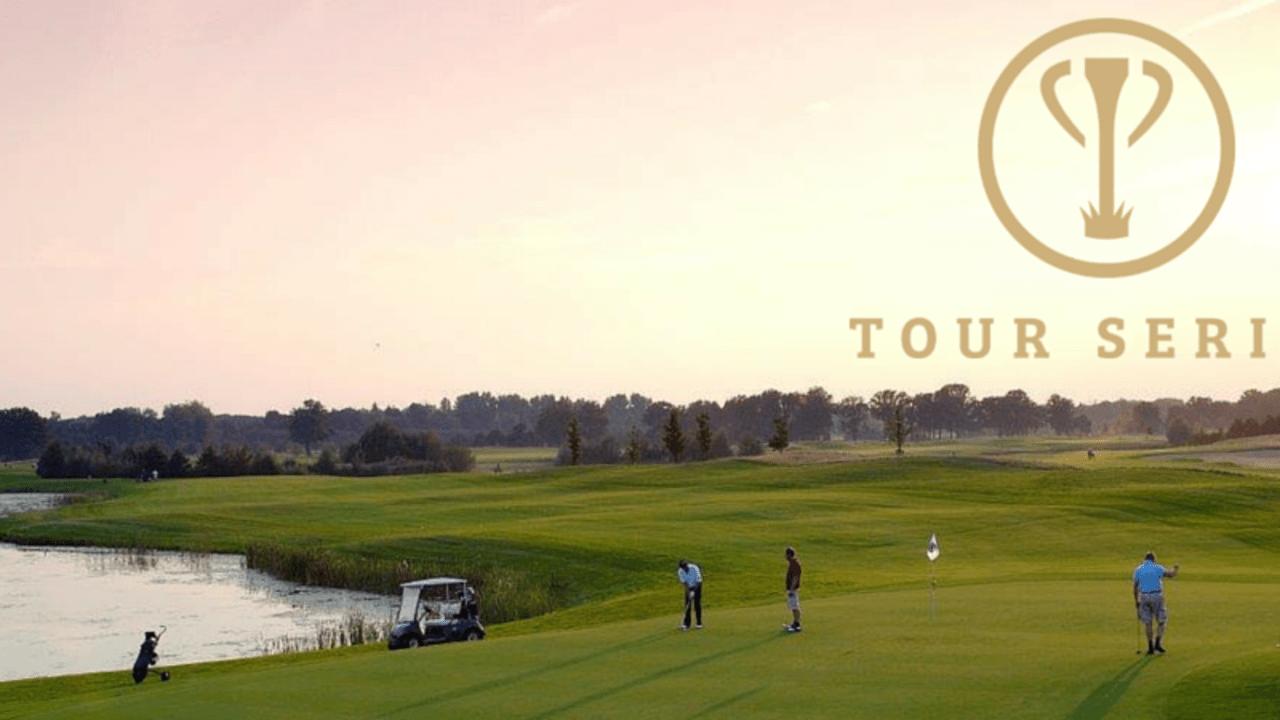Die Tour Series Saison 2016 ist eröffnet und die Punktejagd hat begonnen. (Foto: Golf Post)