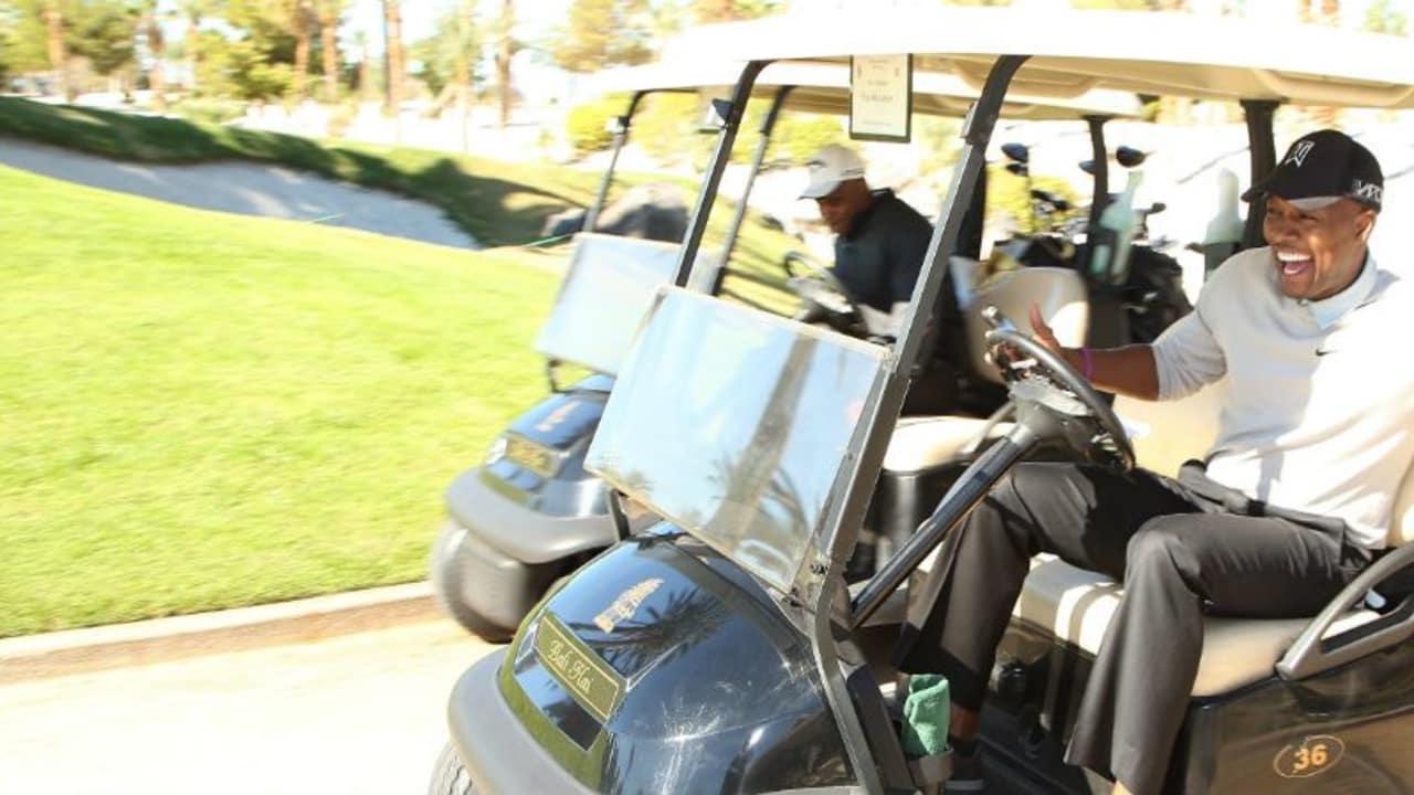 Selbstfahrende Golfcarts sind möglicherweise bald Realität auf unseren Golfplätzen. (Foto: Getty)