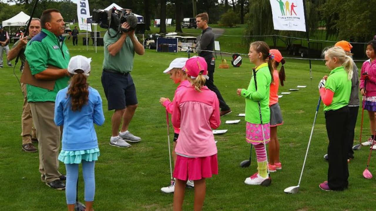 Golf für jedermann: Beim Golfglück Erlebnistag öffnen Golfclubs ihre Pforte. (Foto: Getty)
