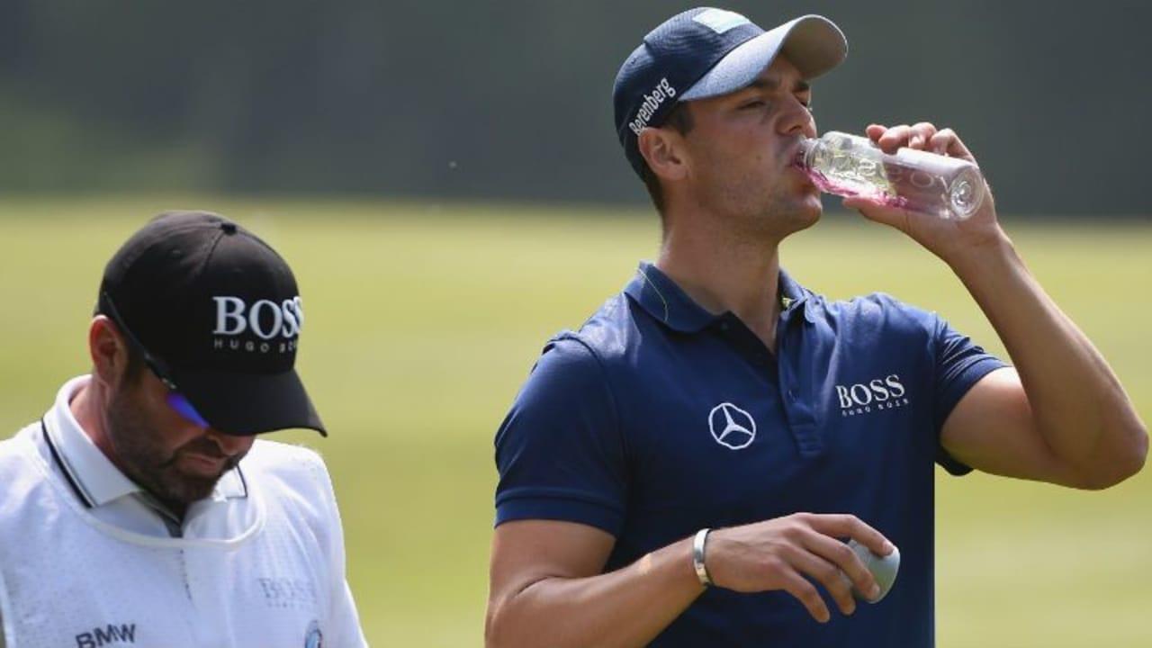 Martin Kaymer liegt bei der BMW PGA Championship nur zwei Schläger hinter der Spitze. (Foto: Getty)