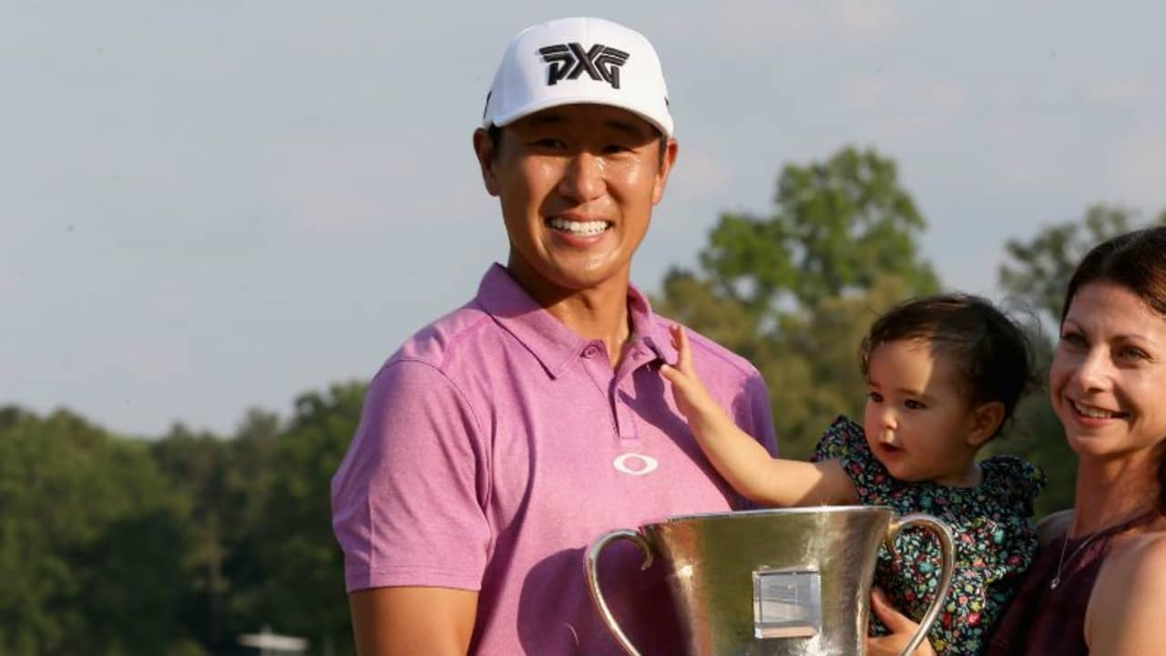 James Hahn Wells Fargo Championship Sieger