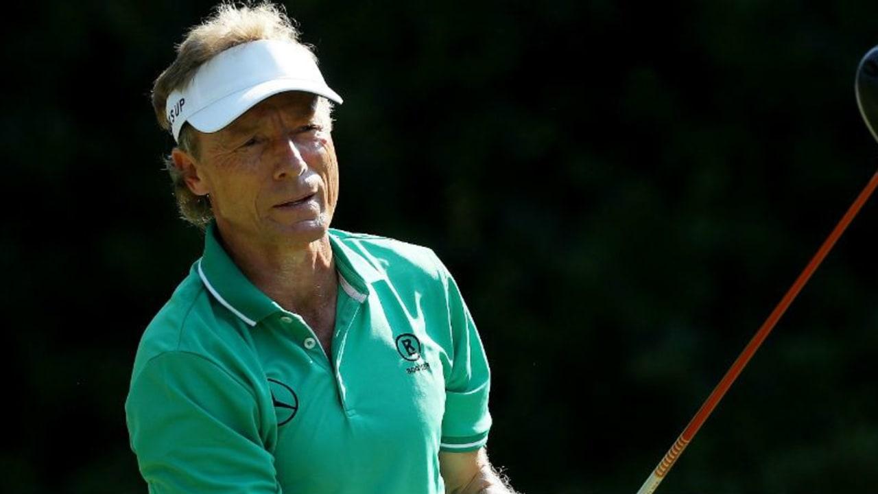 Bernhard Langer wurde als erster Golfer in die Hall of Fame des deutschen Sports aufgenommen. (Foto: Getty)