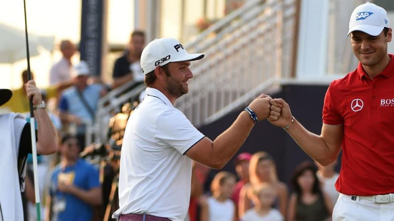 Martin Kaymer geht bei der BMW PGA Championship mit dem Engländer Andy Sullivan auf die Runde. (Foto: Getty)
