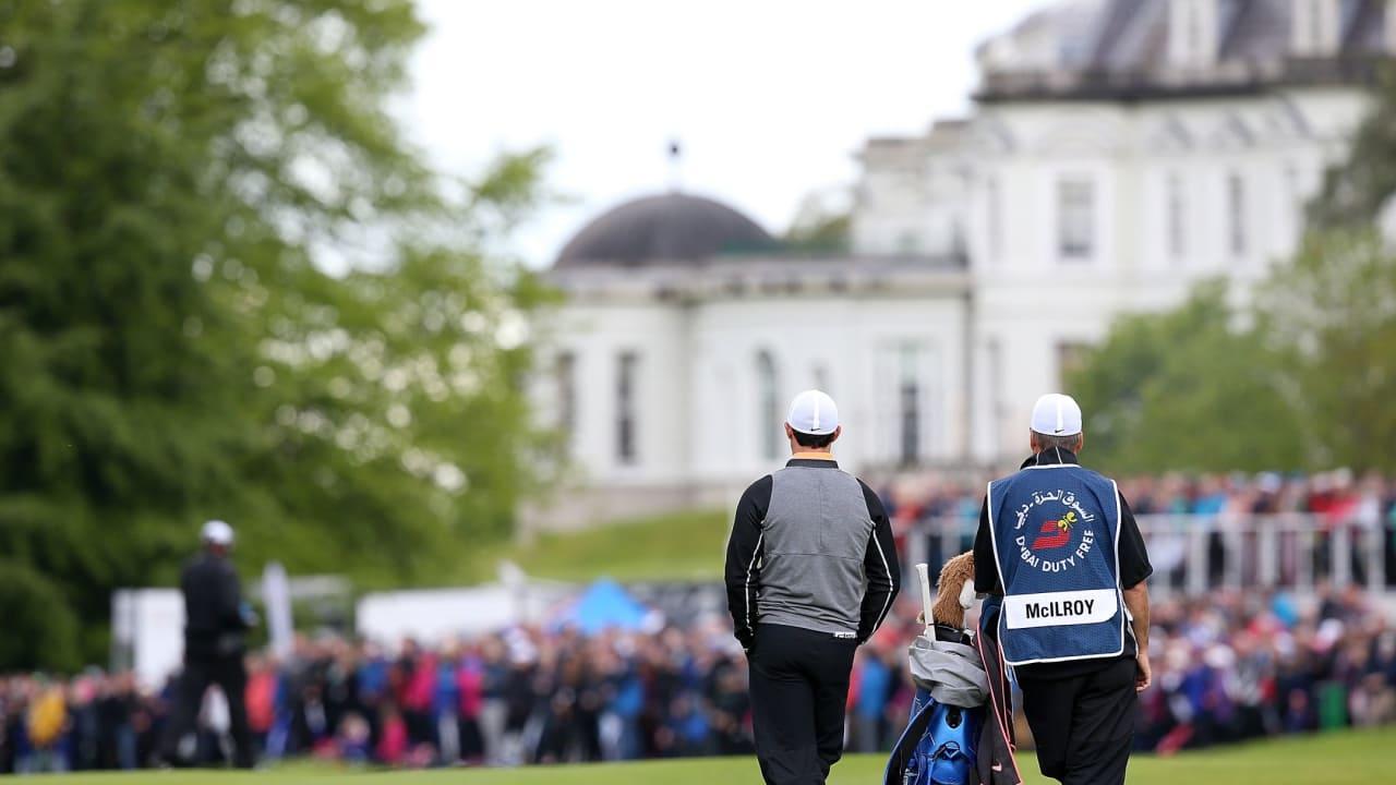Rory McIlroy bleibt Nike treu, wechselt aber den Ball und siegt. (Foto: Getty)
