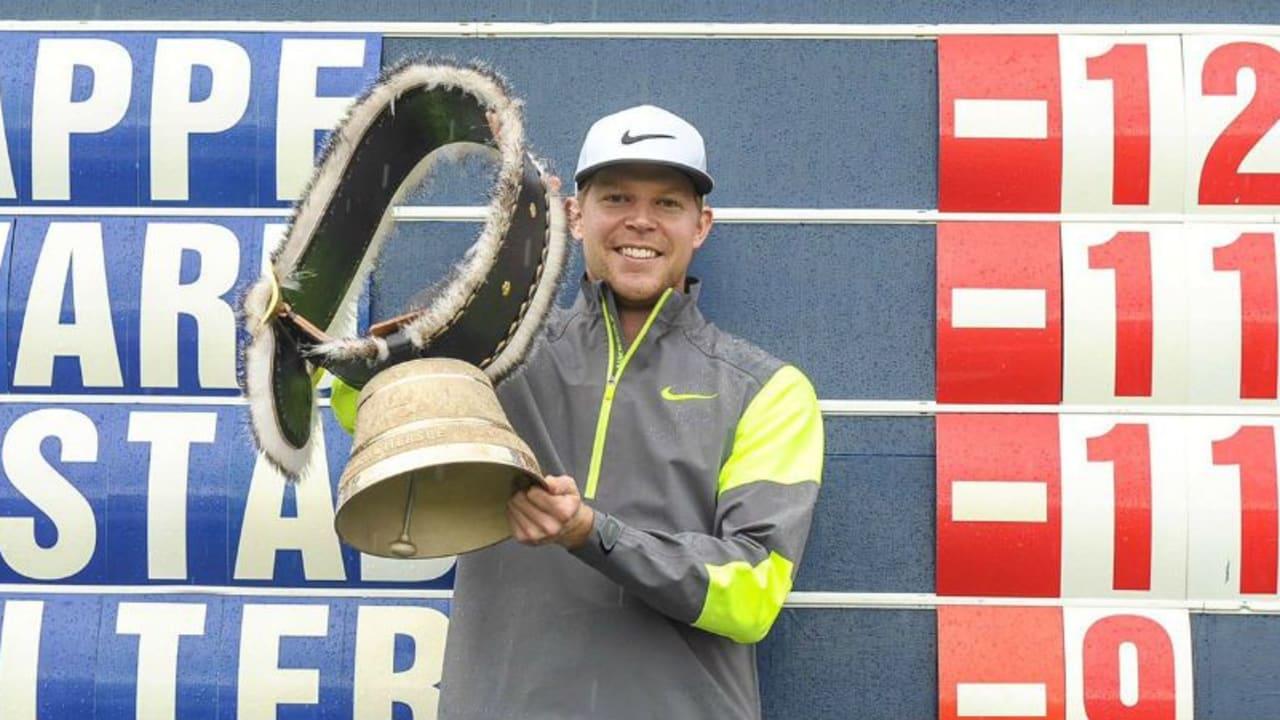Alexander Knappe siegt bei der Swiss Challenge das erste Mal in seiner Profi-Laufbahn.