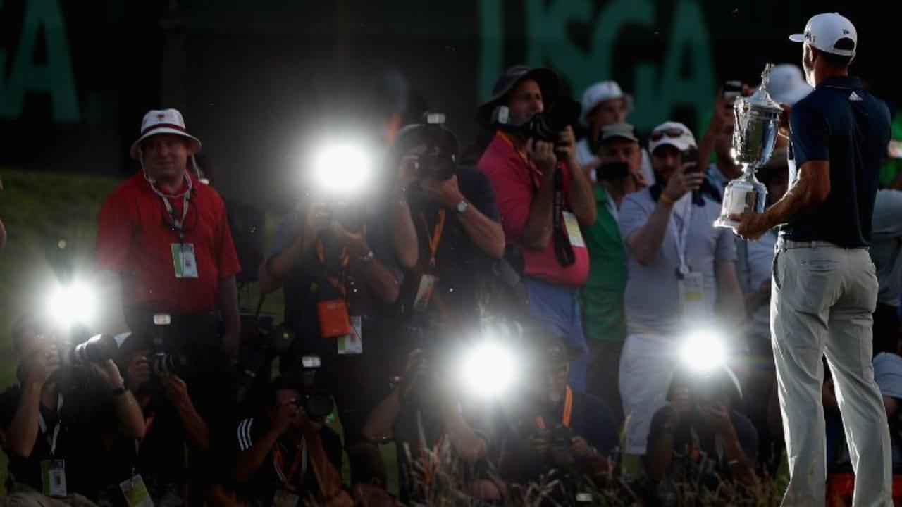 Der erste Majorsieg von Dustin Johnson hat international in den Medien für große Aufmerksamkeit und Anerkennung gesorgt.