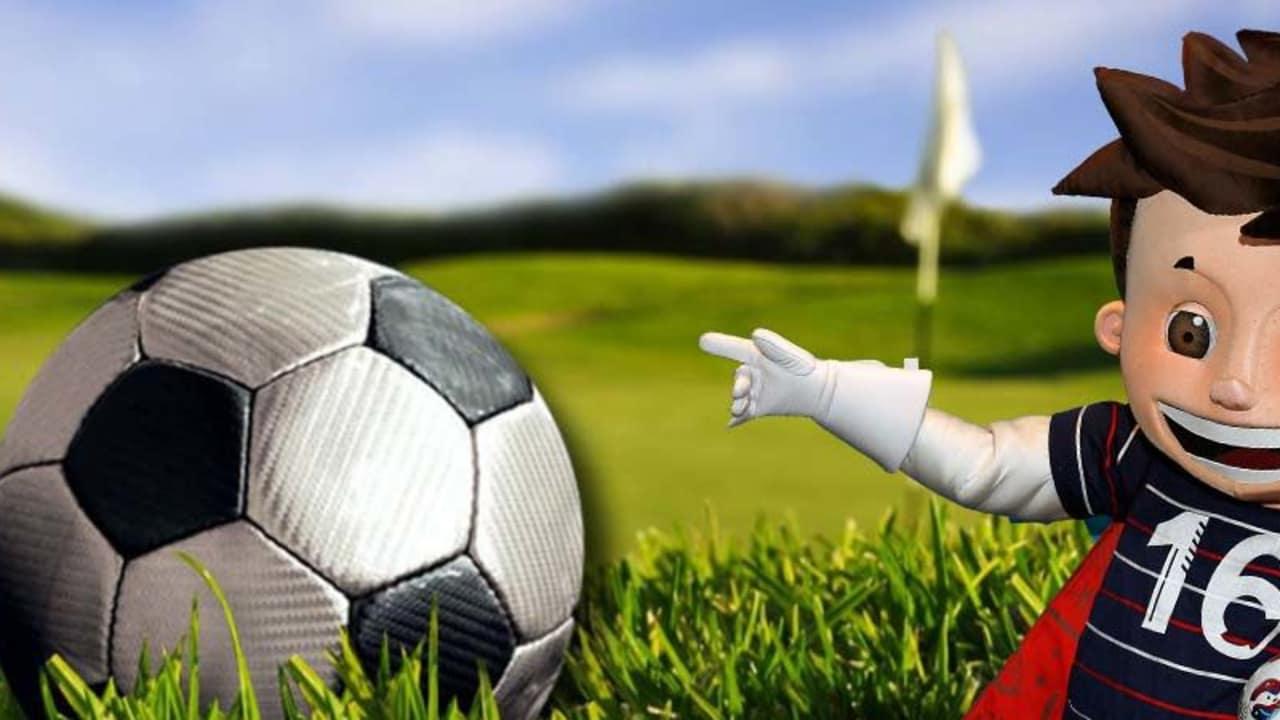 Die deutsche Fußballnationalmannschaft bei der Europameisterschaft als Fan begleiten und gleichzeitig die schönsten Golfplätze Frankreichs spielen? Kein Problem!