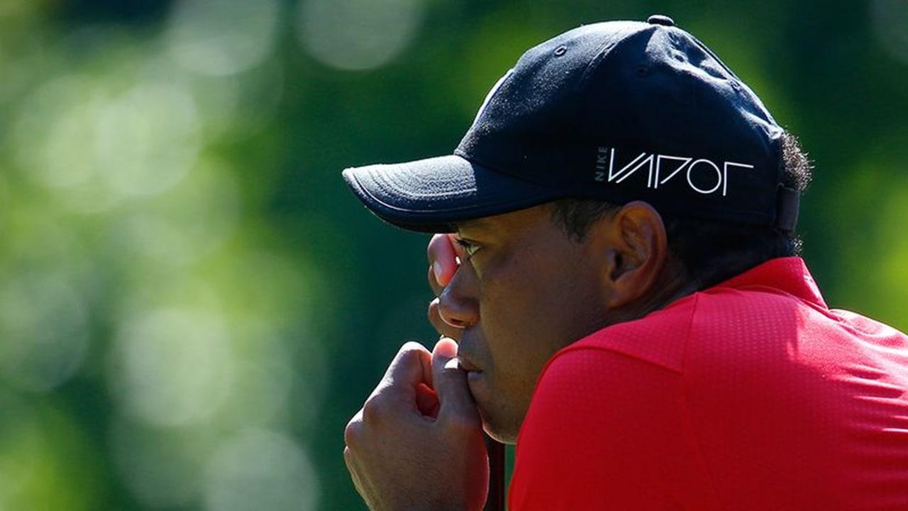 Tiger Woods verpasst US Open