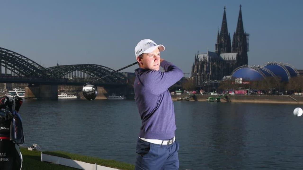 Auch Maximilian Kieffer ist bei der BMW International Open in Köln dabei. (Foto: Getty)