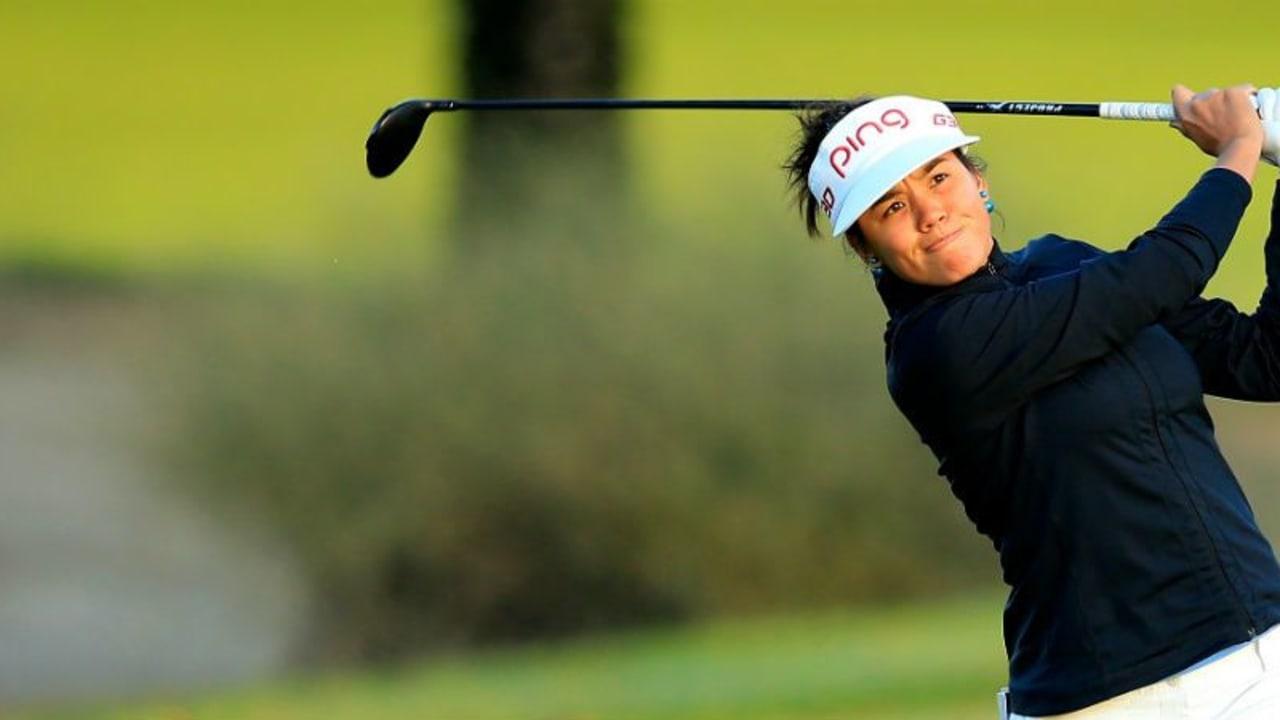 Ein Französin siegt im Königreich: Isabelle Boineau gewinnt die Ladies Scottish Open. (Foto: Getty)