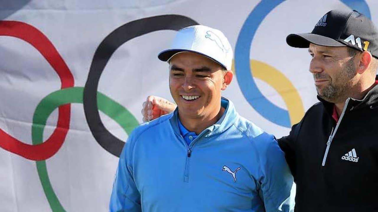 Rickie Fowler und Sergio Garcia gaben ihre Zusagen für Olympia 2016 in Rio. (Foto: Getty)