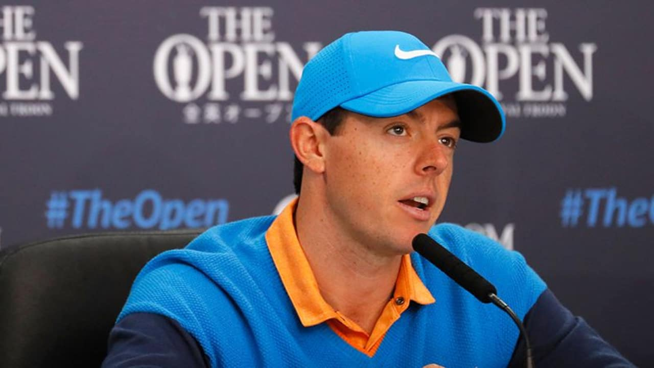 Rory McIlroy Olympia Kommentar