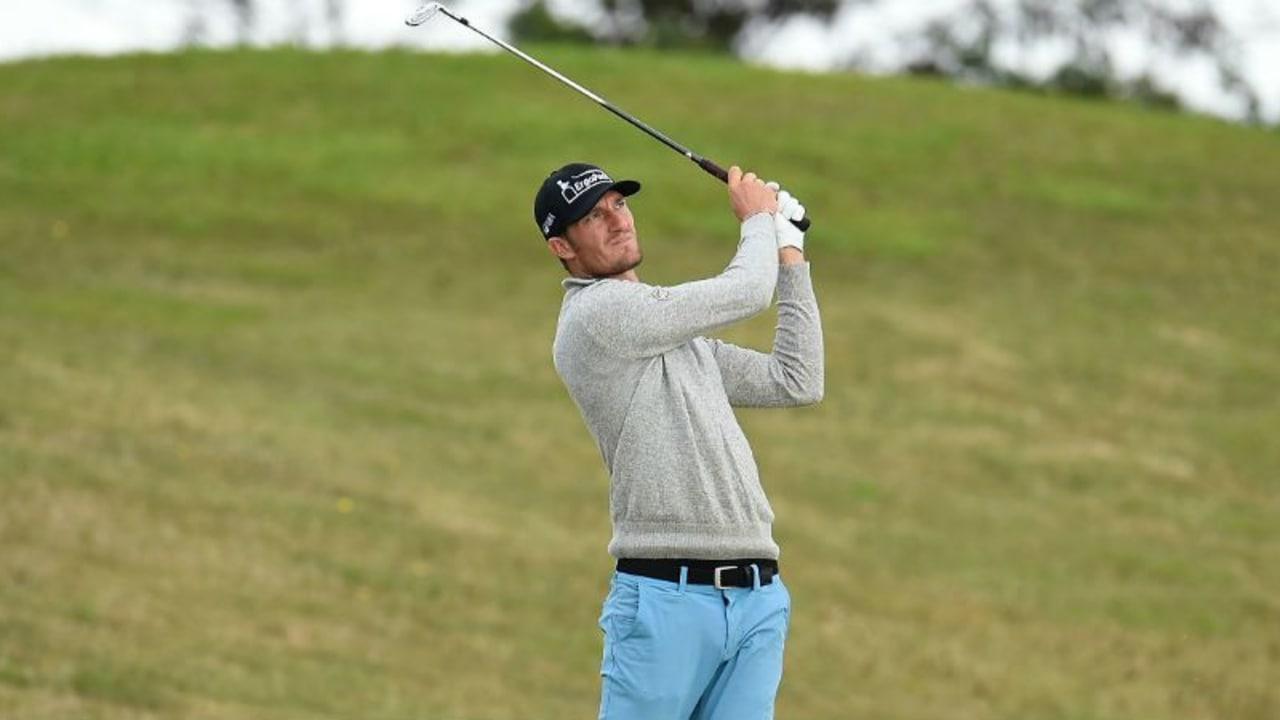 Sebastian Heisele ist als bester Deutscher in die Le Vaudreuil Golf Challenge in Frankreich gestartet. (Foto: Getty)